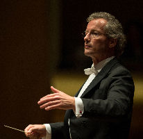 The Cleveland Orchestra's Music Director and Conductor Franz Welser-Möst